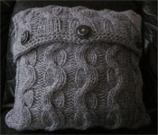 Twisted Cable Cushion