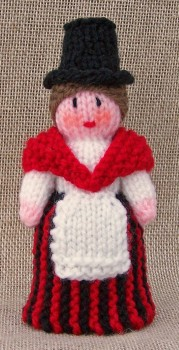 Miniature Welsh Lady